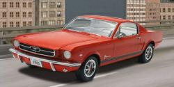 Revell Ford Mustang 2+2 Fastback 1965 7065