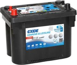 Exide Maxxima 50Ah 800A Bal+ (EM1000)