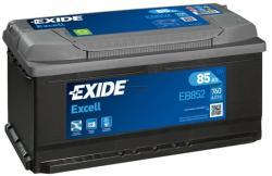Exide Excell 85Ah 760A Jobb+ (EB852)