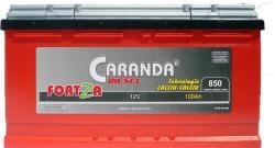 CARANDA FORTZA 100Ah 850A