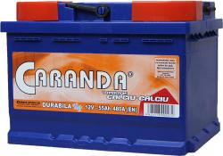 CARANDA DURABILA TOP 55Ah 480A