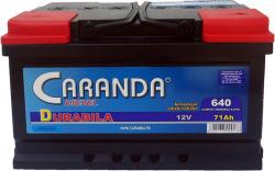CARANDA DURABILA 71Ah 640A