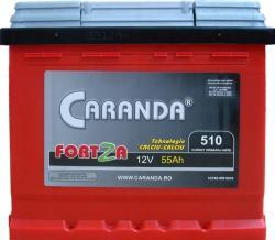 CARANDA FORTZA 55Ah 510A
