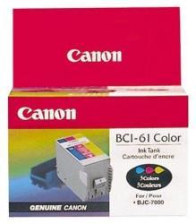 Canon BCI-61 Color 7132136