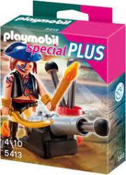 Playmobil Tetovált kalóz (5413)