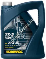 MANNOL TS-2 SHPD 20W50 5L