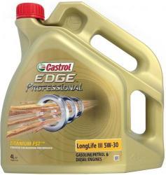 Castrol Edge Professional Titanium FSV Longlife III 5W-30 4L