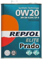 Repsol Elite Prado 0W20 4L
