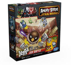 Hasbro Angry Birds Star Wars - Jenga Jedi csata