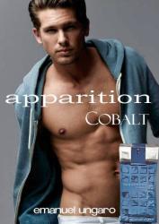 Emanuel Ungaro Apparition Cobalt EDT 90ml Tester