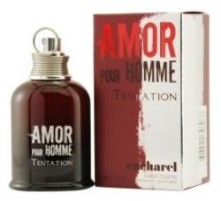 Cacharel Amor pour Homme Tentation EDT 125ml Tester