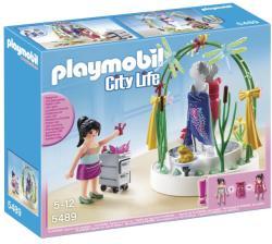 Playmobil Plázadekoráció és tervezője (5489)