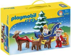 Playmobil Télapócska erdei pihenőjén (6787)
