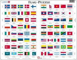 Larsen Zászlók 80 db-os