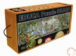 Educa Wildlife 33600 db-os (16066)