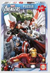 Educa Marvel Avengers - Bosszúállók 500 db-os (15772)