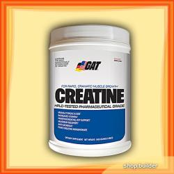 G.A.T. Creatine Monohydrate - 1000g