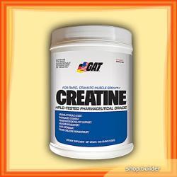 G.A.T. Creatine Monohydrate - 1000g
