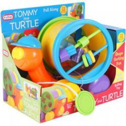 Tommy teknős, formakereső