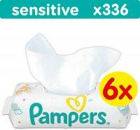 Pampers Sensitive 6x56db