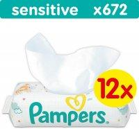 Pampers Sensitive 12x56db
