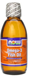 NOW Omega-3 halolaj koncentrátum 200ml