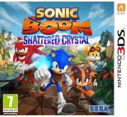 SEGA Sonic Boom Shattered Crystal (3DS)