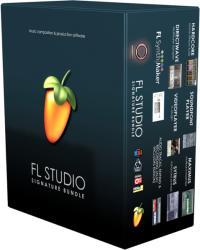 Fruity Loops FL Studio 11 Signature Bundle