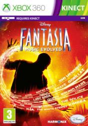Microsoft Disney Fantasia Music Evolved (Xbox 360)