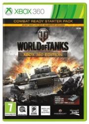 Microsoft World of Tanks Xbox 360 Edition [Combat Ready Starter Pack] (Xbox 360)