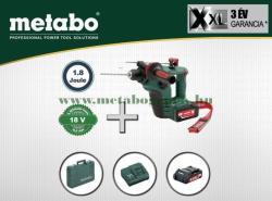 Metabo BHA18LTX