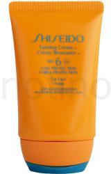 Shiseido Protection Sun napozókrém arcra SPF 6 - 50ml