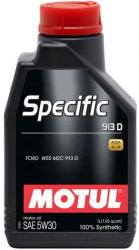Motul Specific 913D 5W-30 (1L)
