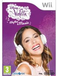 Namco Bandai Violetta Rhythm & Music (Wii)