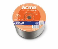 ACME CD-R 700MB 52x - zsugor 50db CDA7052Z50