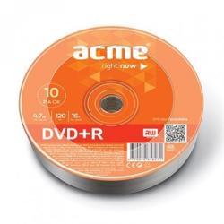 ACME DVD+R 4.7GB 16x - zsugor 25db DVDA+16Z25