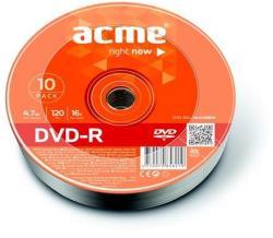 Acme DVD-R 4.7GB 16x - zsugor 10db DVDA-16Z10