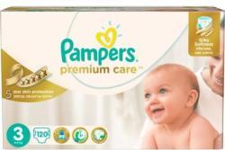 Pampers Premium Care 3 Midi 120db