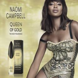 Naomi Campbell Queen of Gold EDT 50ml Tester