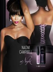 Naomi Campbell At Night EDT 50ml Tester