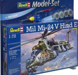 Revell Mil Mi-24V Hind E Set 1/72 64839