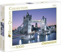 Clementoni Tower Bridge, London 3000 db-os (33527)