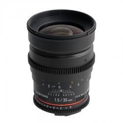 Samyang 35mm T1.5 AS UMC VDSLR (Sony)