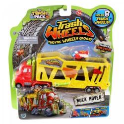 Moose Trash Pack: Trash Wheels járgányok - Kamion