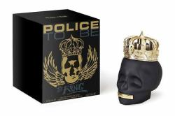 Police To Be The King EDT 125ml Tester