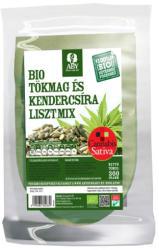 ABY Bio tökmag és kendercsira liszt mix 300g