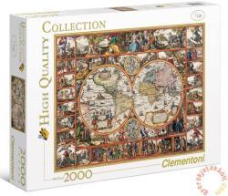 Clementoni Magna charta 2000 db-os