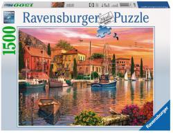 Ravensburger Mediterrán öböl 1500 db-os