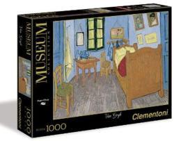 Clementoni Museum Collection - Van Gogh - Van Gogh szobája Arles-ban 3000 db-os