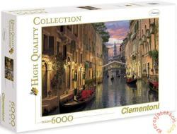 Clementoni Velence 6000 db-os (36517)
